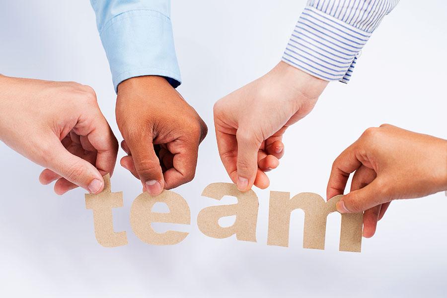 Kooperationspartner <b>– Kompetenz addiert sich</b>